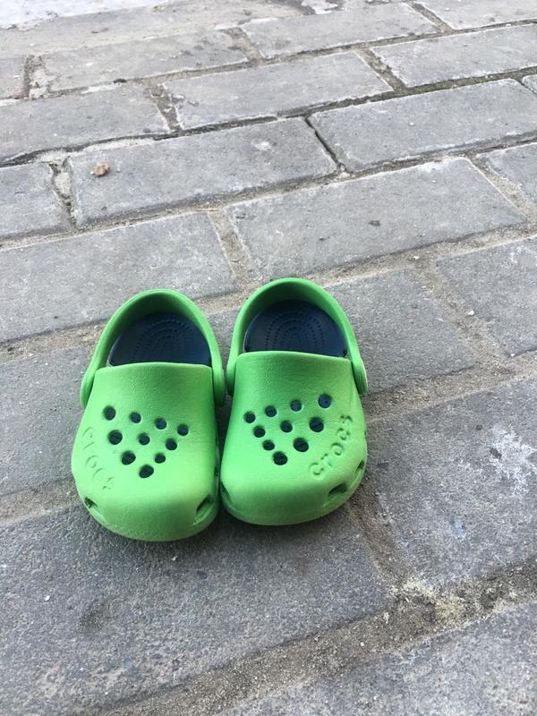 Кроксы crocs оригинал с4 - Фото 2