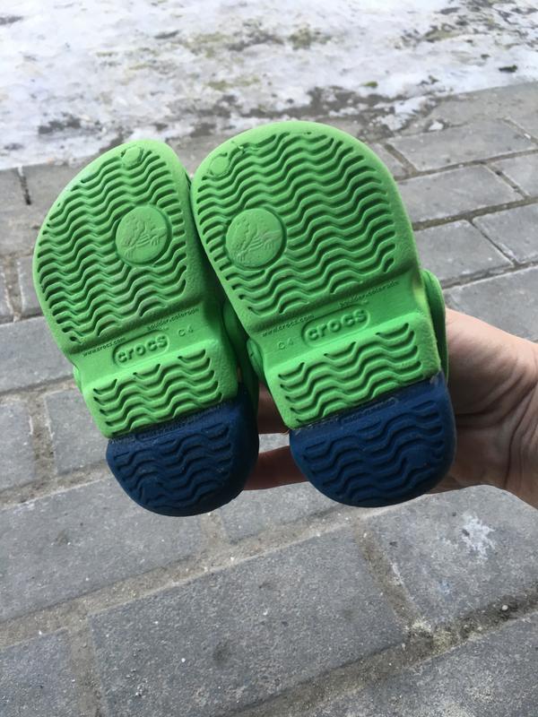 Кроксы crocs оригинал с4 - Фото 4