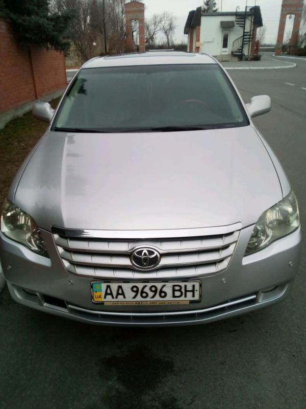 Toyota Avalon - Фото 2