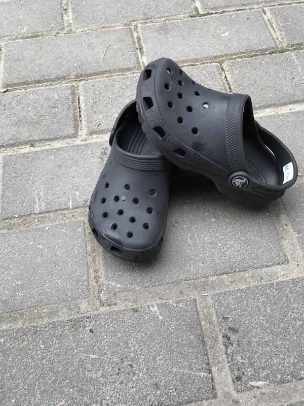 Кроксы crocs оригинал с10-11