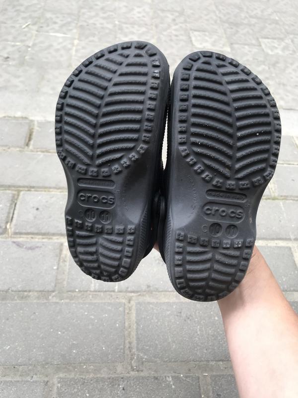 Кроксы crocs оригинал с10-11 - Фото 2