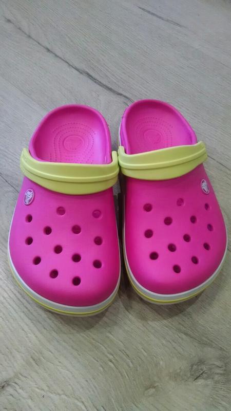 Кроксы  crocs оригинал j2
