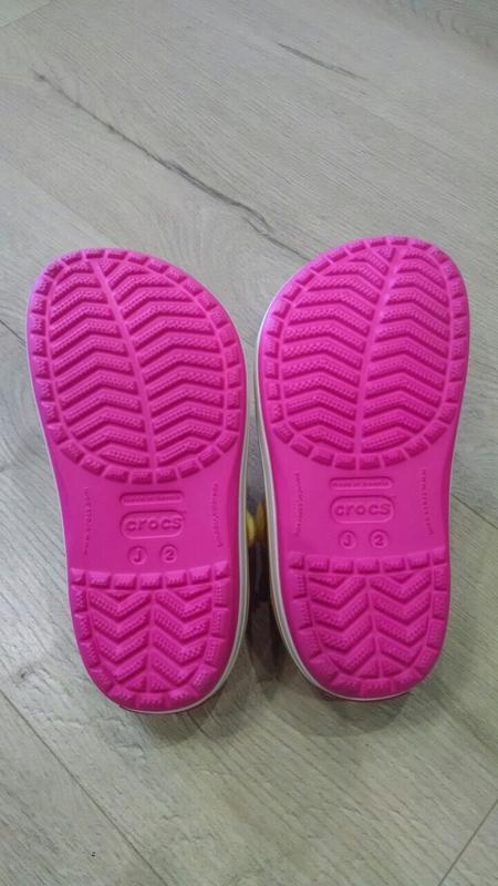 Кроксы  crocs оригинал j2 - Фото 2