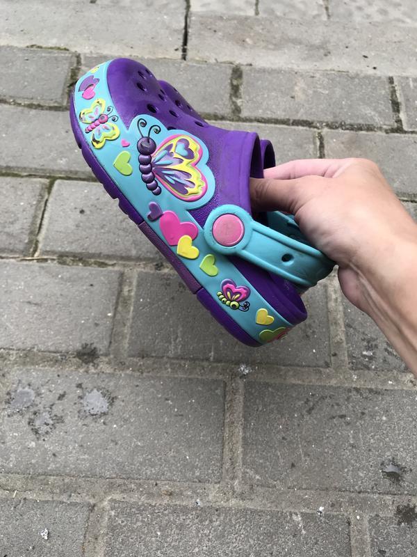 Кроксы crocs оригинал с11 - Фото 3