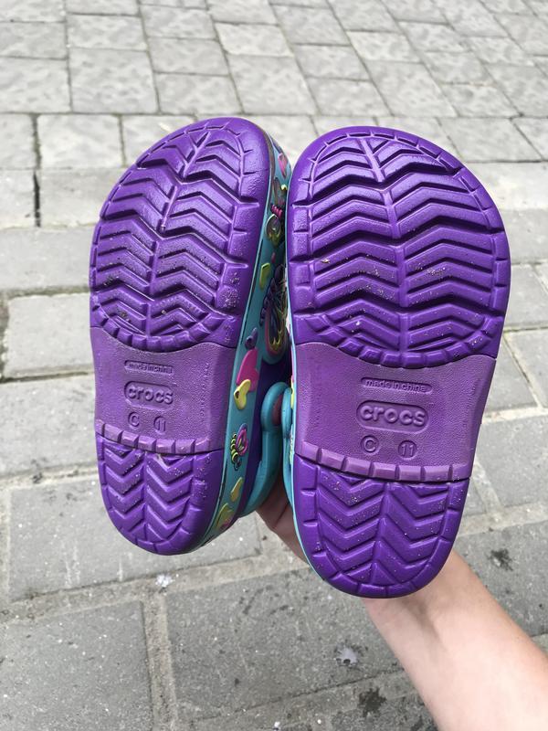 Кроксы crocs оригинал с11 - Фото 4