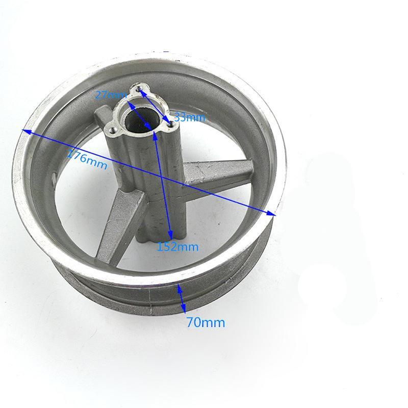 Обол диск колесо мини мото покет байк 110/50-6.5 pocket bike mini