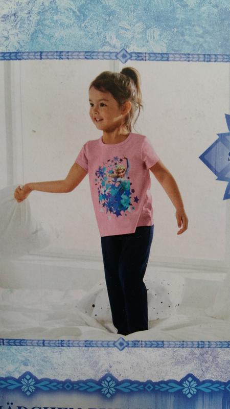 Пижама/домашний костюм frozen тм disney на 4-6 лет - Фото 2