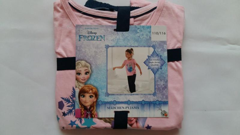 Пижама/домашний костюм frozen тм disney на 4-6 лет - Фото 3