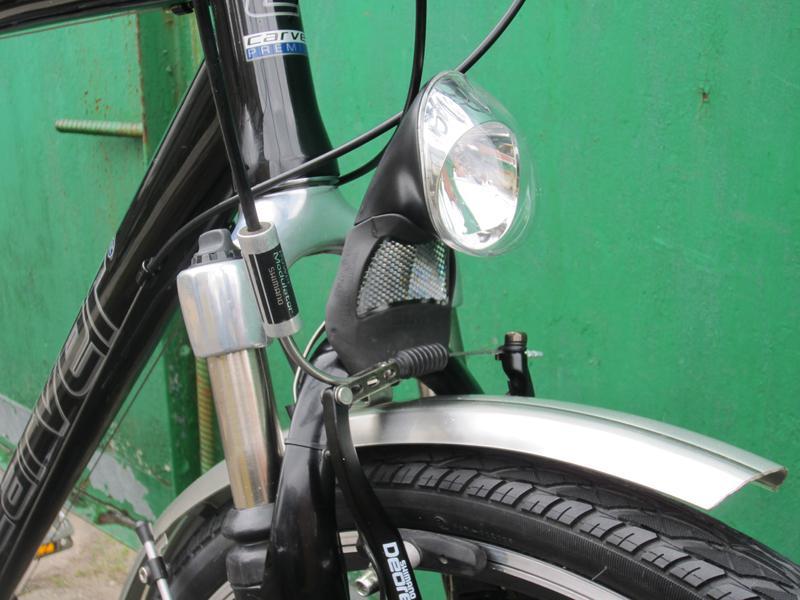 Велосипед Carver Las Vegas Deore SLX - Фото 8