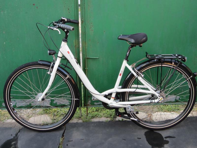 Велосипед Fahrrad Manufacture NEXUS 8 - Фото 2