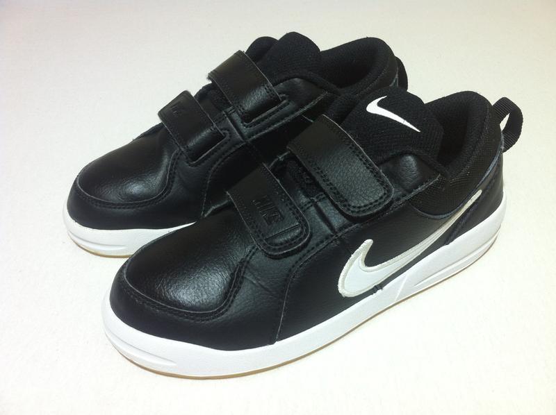 Стильные кожаные кроссовки nike 👟 размер 33 - 33,5 оригинал ❗❗❗