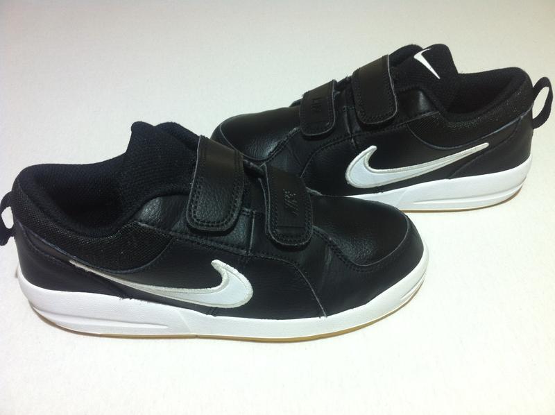 Стильные кожаные кроссовки nike 👟 размер 33 - 33,5 оригинал ❗❗❗ - Фото 2