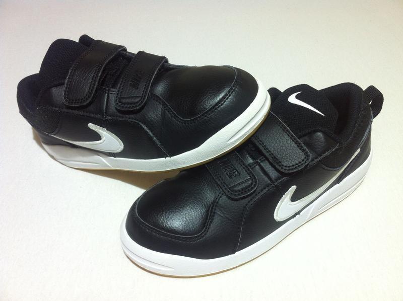 Стильные кожаные кроссовки nike 👟 размер 33 - 33,5 оригинал ❗❗❗ - Фото 3