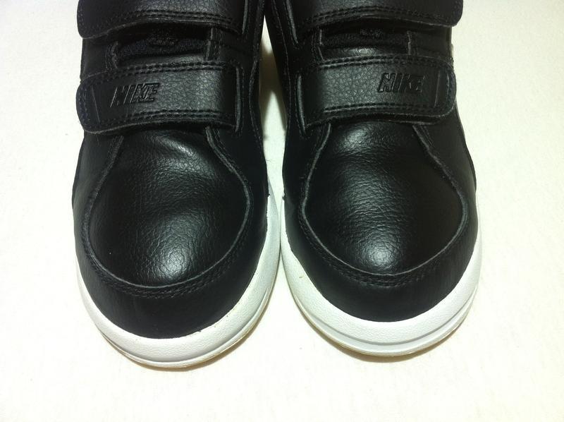 Стильные кожаные кроссовки nike 👟 размер 33 - 33,5 оригинал ❗❗❗ - Фото 5