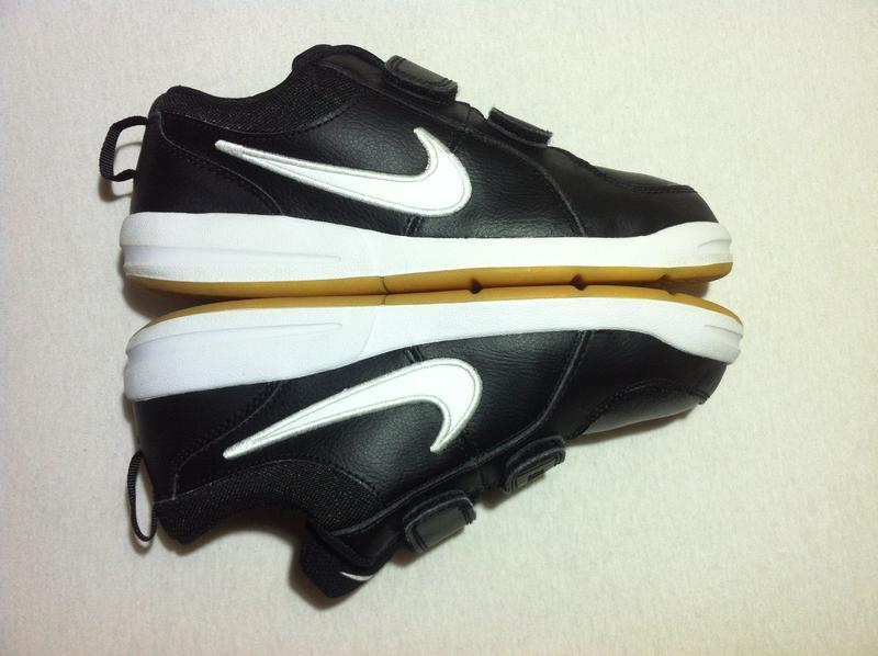 Стильные кожаные кроссовки nike 👟 размер 33 - 33,5 оригинал ❗❗❗ - Фото 7