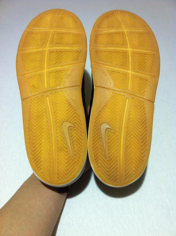 Стильные кожаные кроссовки nike 👟 размер 33 - 33,5 оригинал ❗❗❗ - Фото 10