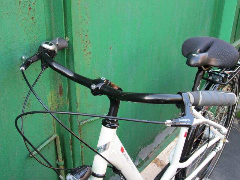 Велосипед Fahrrad Manufacture NEXUS 8 - Фото 17