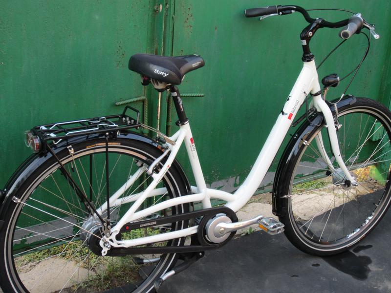 Велосипед Fahrrad Manufacture NEXUS 8 - Фото 9