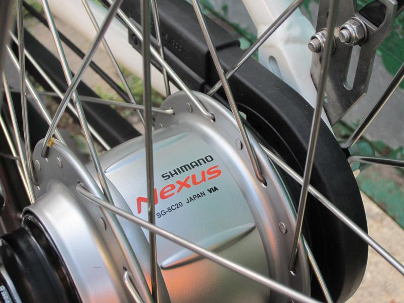 Велосипед Fahrrad Manufacture NEXUS 8 - Фото 14