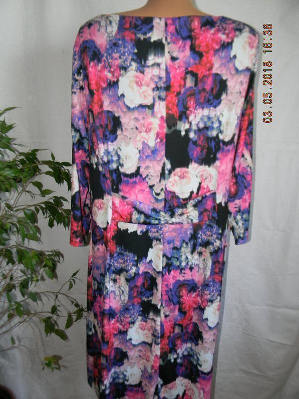 Красивое платье большого размера - Фото 3