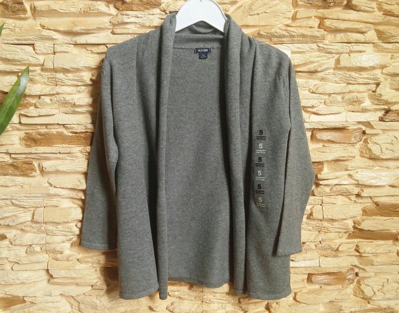 Кардиган/кофта/свитер kiabi (франция) на 4-5 лет (размер 108-113)