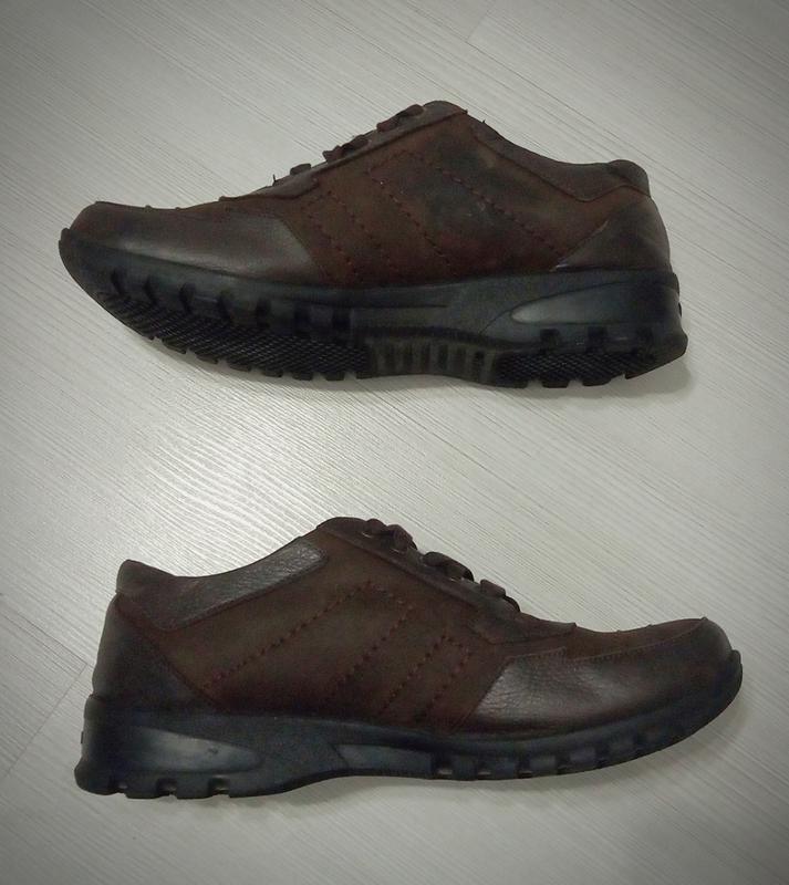 Ботинки мужские демисезоные - Фото 4