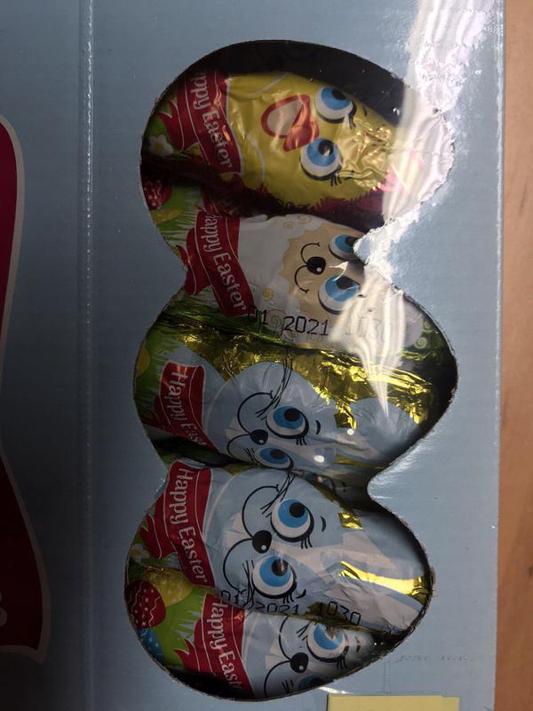 Шоколадні яйця до Великодня Only, Baron - Фото 8