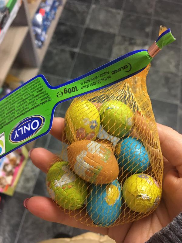 Шоколадні яйця до Великодня Only, Baron - Фото 10