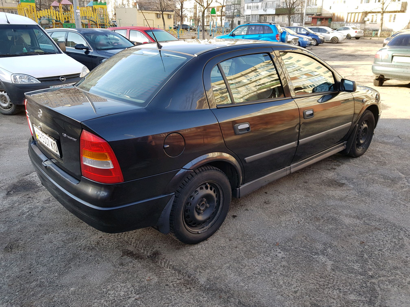 Opel astra g classic 1.6 twinport - Фото 3