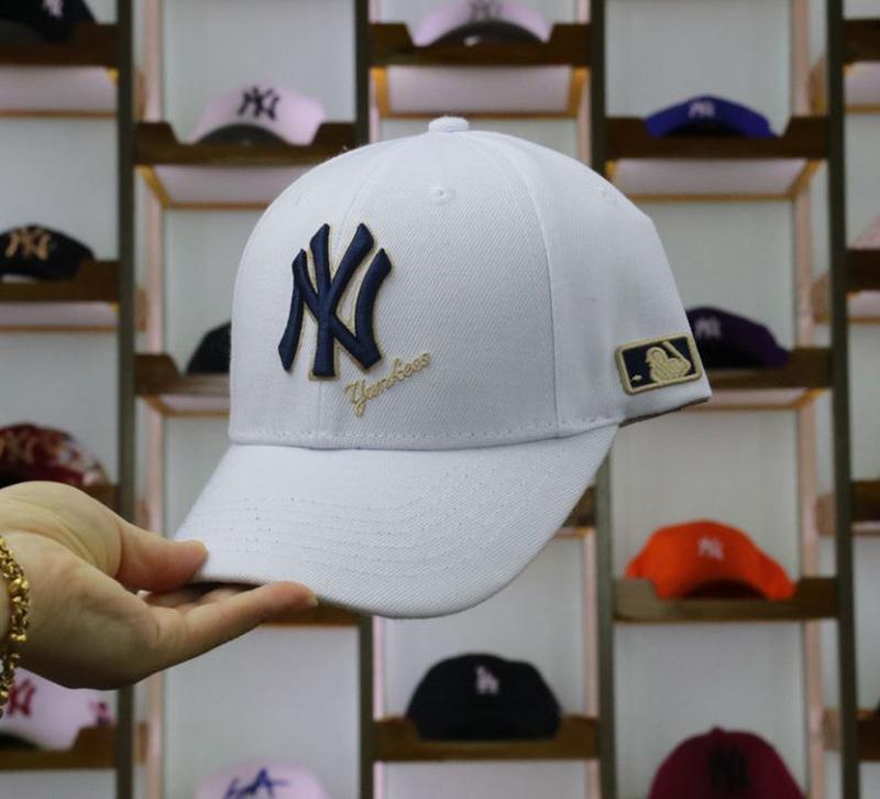 Качественная бейсболка кепка new york yankees оригинал - Фото 13