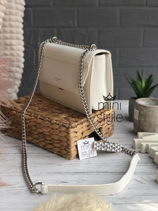 Сумка на длинной ручке cross-body сумочка трендовая и стильная... - Фото 3
