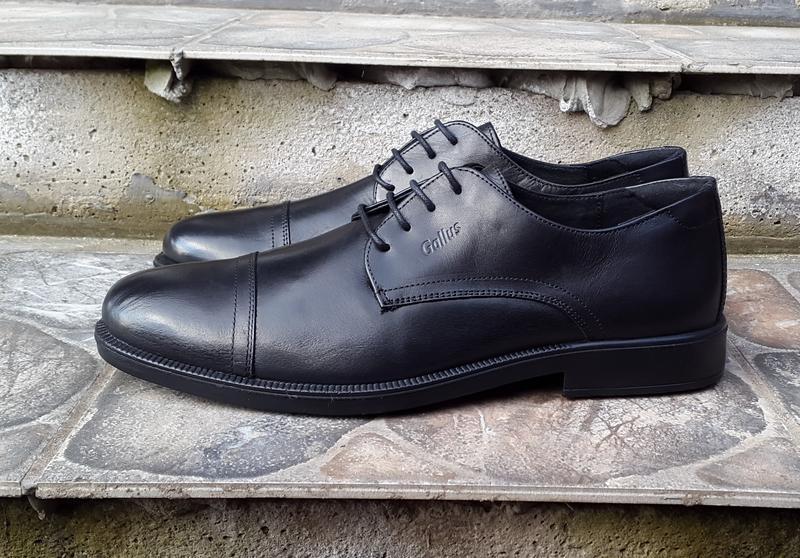 Кожаные туфли  gallus 44 р. оригинал - Фото 2
