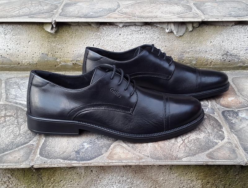 Кожаные туфли  gallus 44 р. оригинал - Фото 4
