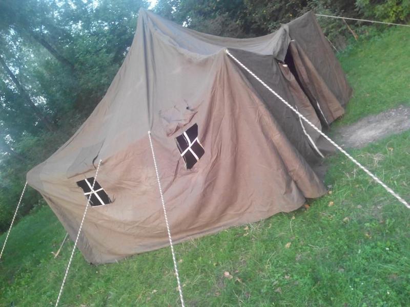 Палатка УСТ-56 - Фото 3