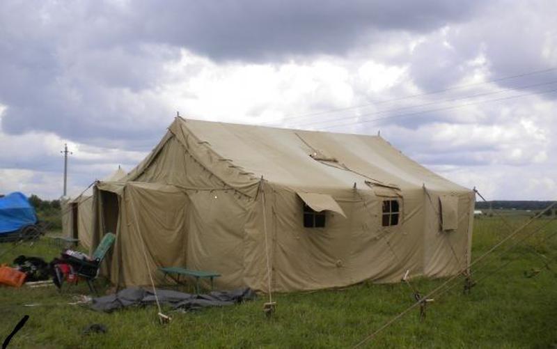 Палатка УСТ-56 - Фото 4