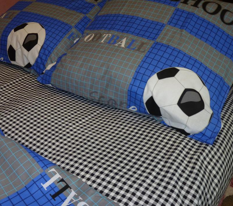 Постельное белье футбол - Фото 2