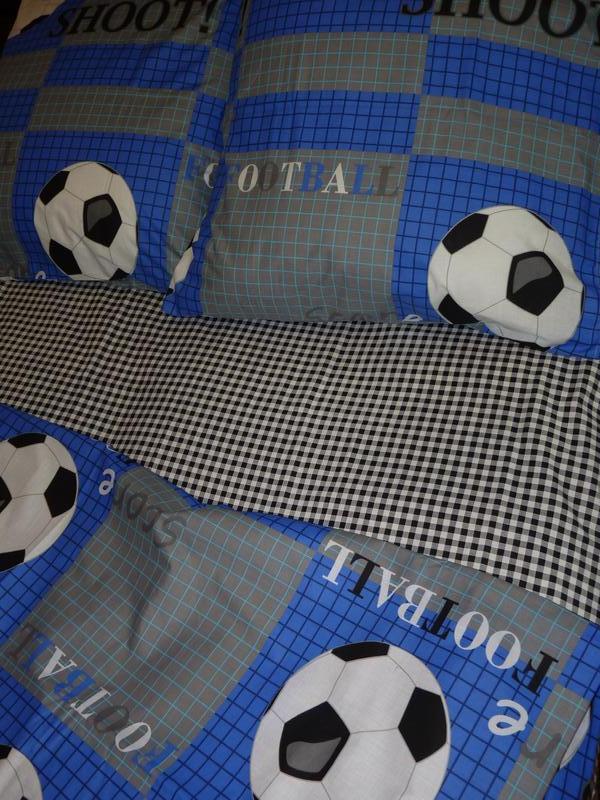 Постельное белье футбол - Фото 3