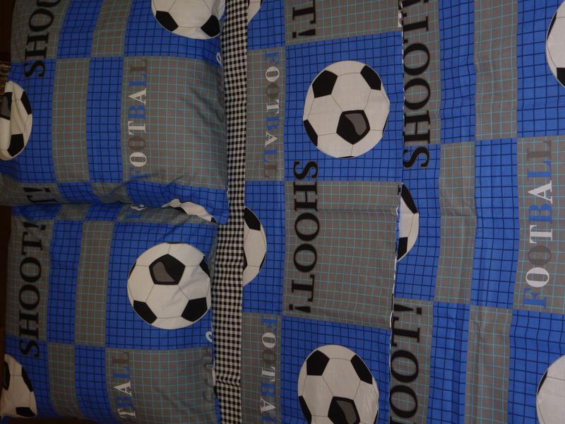 Постельное белье футбол - Фото 4