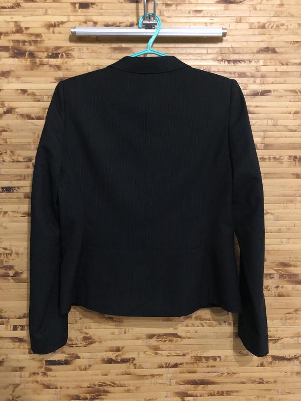 Пиджак жакет hugo boss red label чёрного цвета - Фото 2