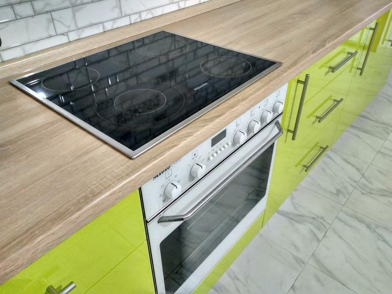 Кухня з вбудованою технікою. - Фото 3