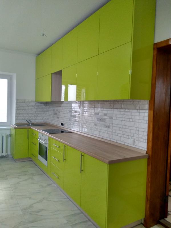 Кухня з вбудованою технікою. - Фото 5