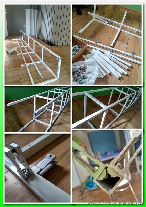 Меблі в дитячій кімнаті з шафою-купе на системі Hettich TopLine L - Фото 4