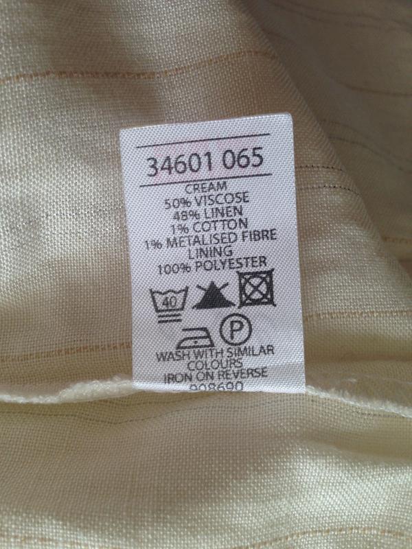 Распродажа! - летние брюки *e-vie collection* 16 р. - лен+вискоза - Фото 5