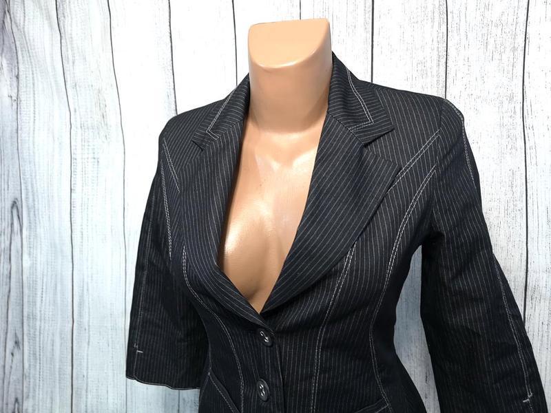 Пиджак стильный orsay, качественный, как новый! - Фото 2
