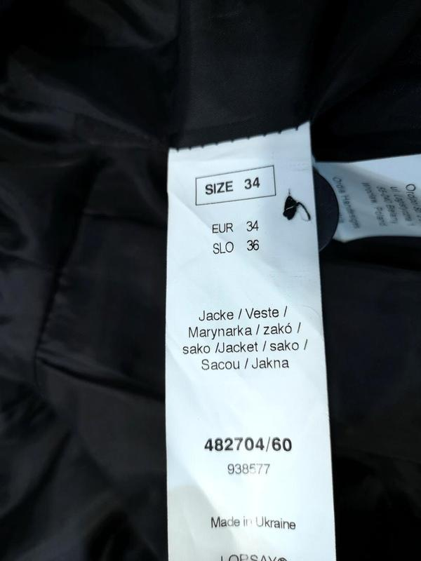 Пиджак стильный orsay, качественный, как новый! - Фото 6