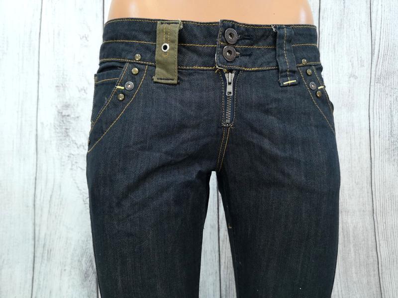 Шорты стильные mng, джинсовые - Фото 2