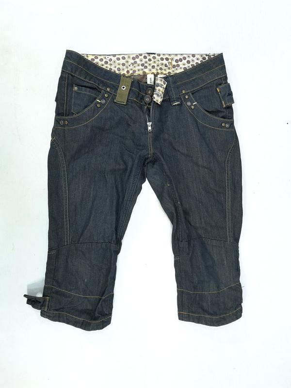 Шорты стильные mng, джинсовые - Фото 4