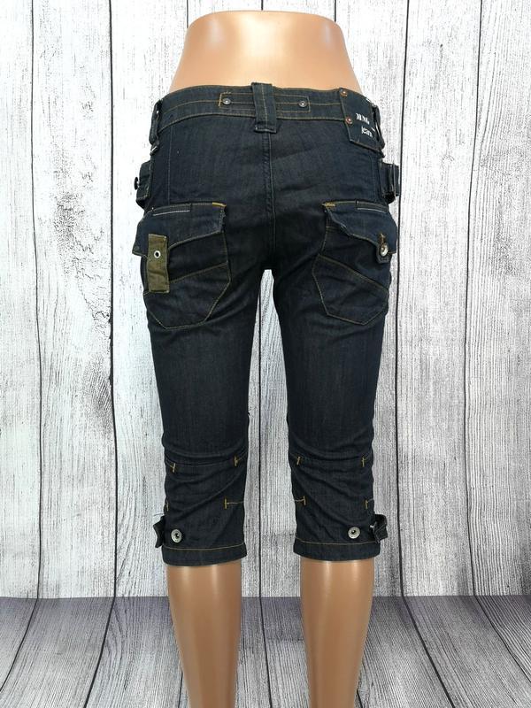 Шорты стильные mng, джинсовые - Фото 5
