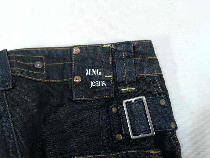 Шорты стильные mng, джинсовые - Фото 6