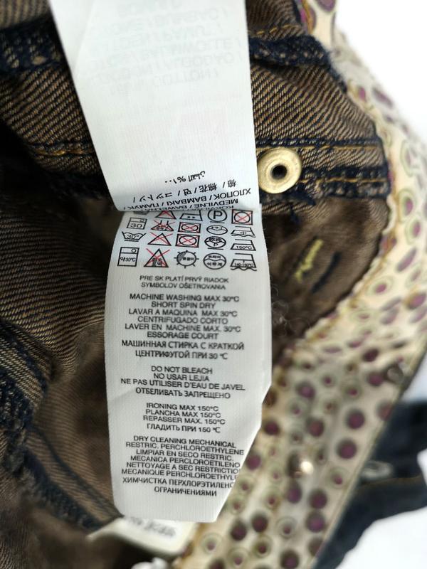 Шорты стильные mng, джинсовые - Фото 8